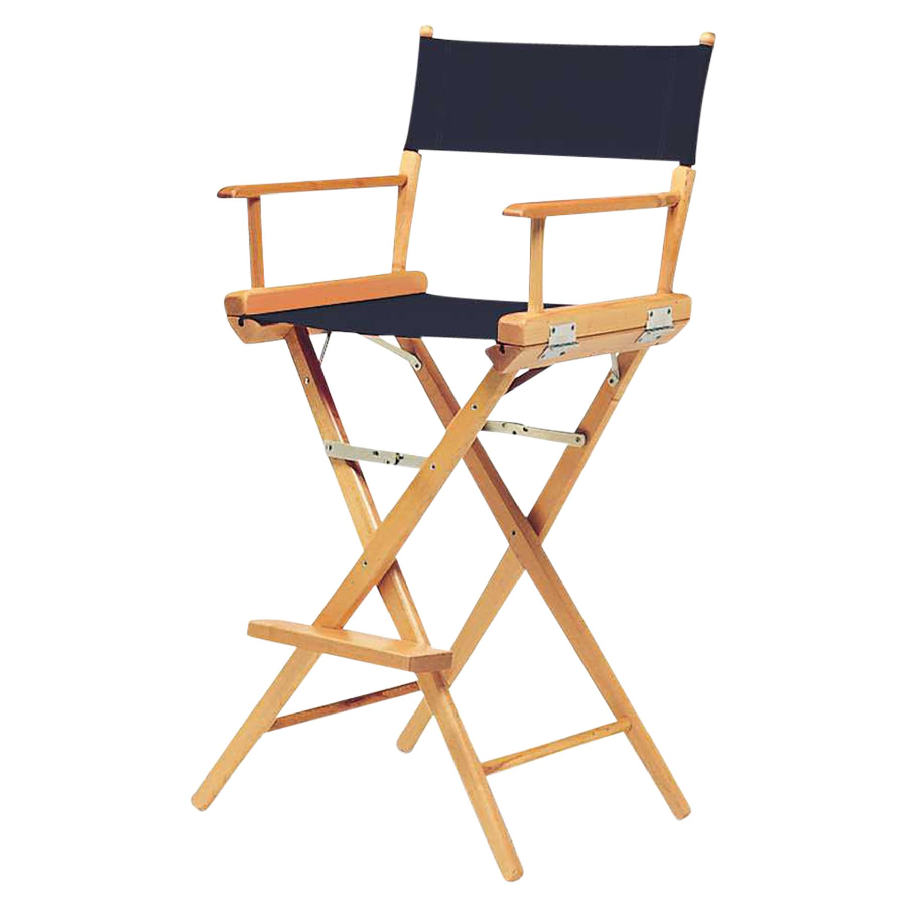 director chair covers grey indianapolis telescope bar height wooden directors in stall