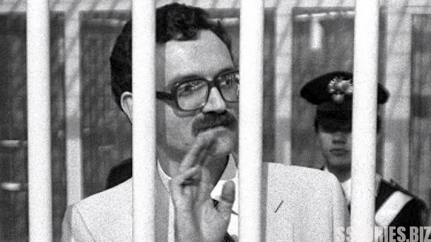 Антонов в затвора