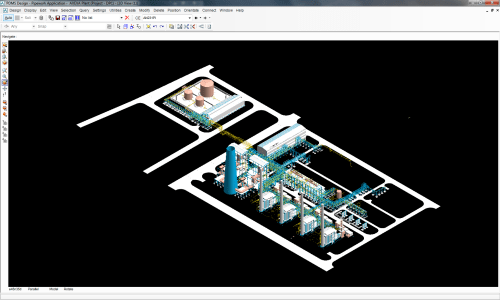small resolution of iso view of the 180 mwe combined cycle power plant