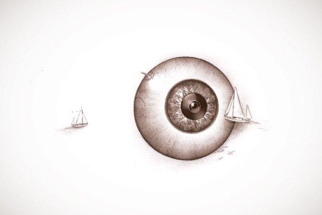 ilustración mundos oníricos branding