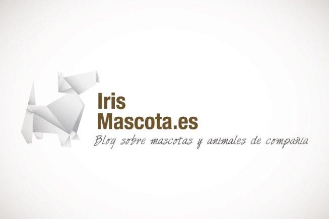 logotipo iris mascota