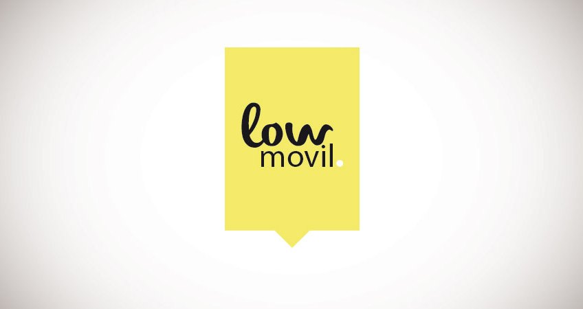 logotipo low movil