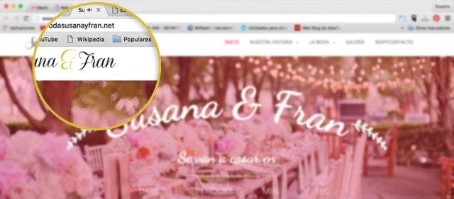 web-boda-personalizada-sonido
