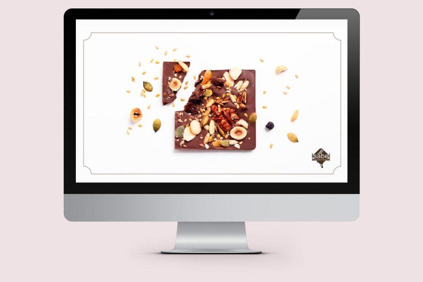 chocolatesisabel diseño redes sociales