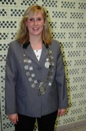 Vogelkönigin 2013: Sonja Nießen