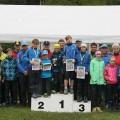 13 Podestplätze für SSV-Läufer