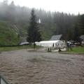 Hochwasser im Greifenbachtal