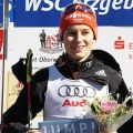 Terence in Gelb beim Alpencup