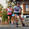 Anni Bartl (68) beim FIS Youth Cup