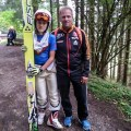 Pepe & Trainer Jens Einsiedel in Isny