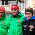 Eric, Terence, Lukas - DM Oberhof 2016
