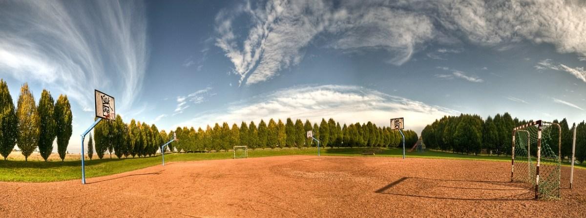 Sportanlagen im Freien wieder nutzbar