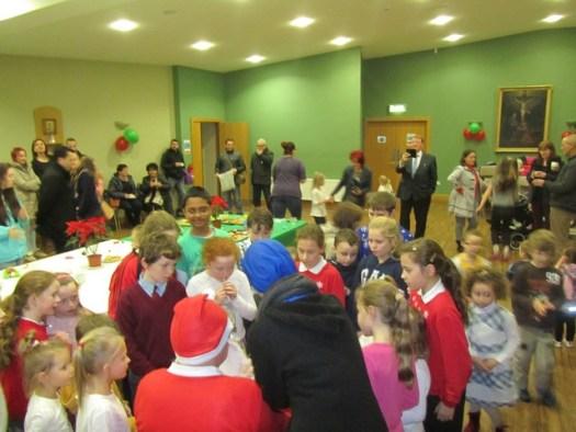 SSVM Ireland Christmas Feast