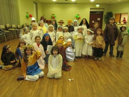 SSVM Ireland Christmas Play