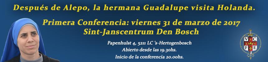 Conferencias-Hermana-Guadalupe-Holanda