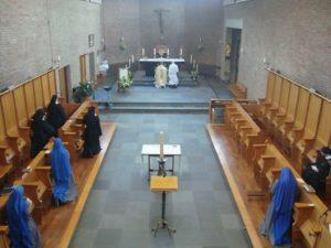 monasterio adoración