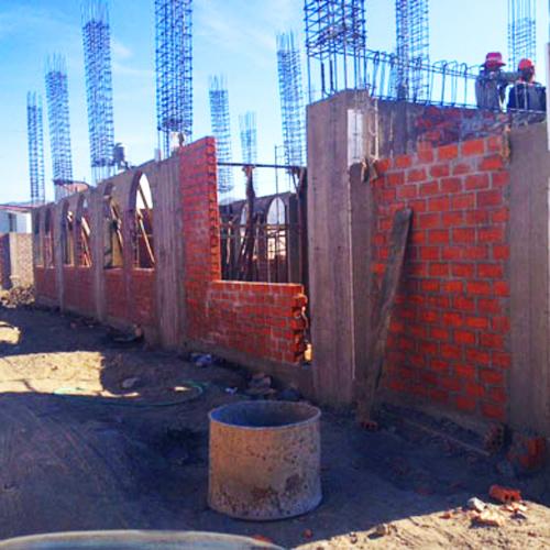 Noticias: Avances de la Construcción Noviciado en Perú