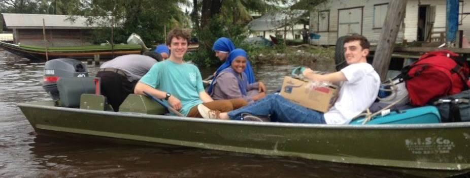 SSVM Missions Guyana