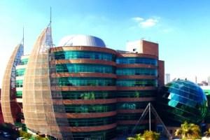 موقع مستشفى سرطان الأطفال 57357 ونبذه عنها