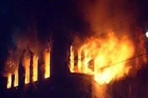 السيطرة على حـريق بمنزل أمين شرطة ببني سويف