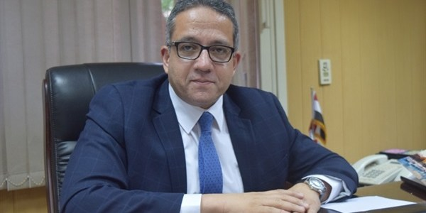 خالد العنانى وزير الآثار لـ«النواب»: «بنستلف المرتبات من البنوك »