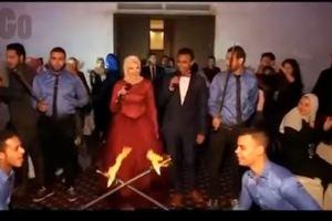 فيديو.. دويتو عروسين بمصر يحقق مليون ونصف مشاهدة