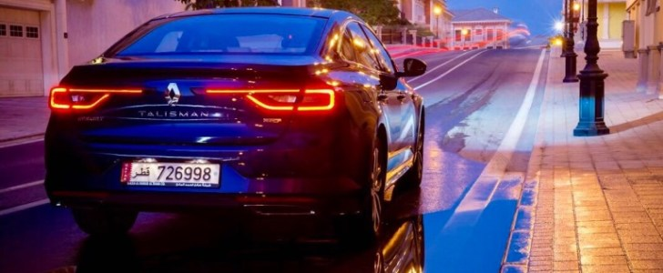 أسعار ومواصفات سيارة رينو تاليسمان  Renault Talisman 2017