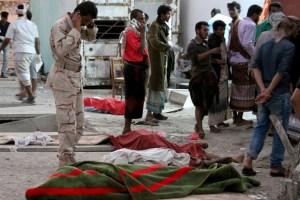 مقتل 30 جنديا من اليمن في هجوم بعدن