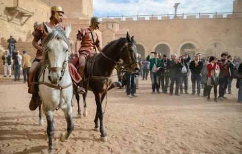 منتجون أمريكيون يمهدون لتصوير أفلام في المغرب