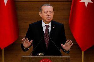 """""""أردوغان"""": الضمير الإنساني تحت أنقاض حلب وليس أطفالها فقط"""