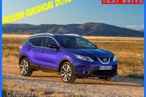 مواصفات واسعار سيارة نيسان قاشقاى 2016 NISSAN QASHQAI