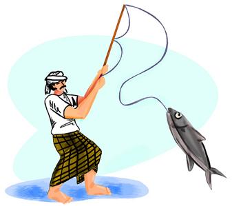 الصياد الماهر و المقلاة الصغيرة ! أختر أهدافك بعناية