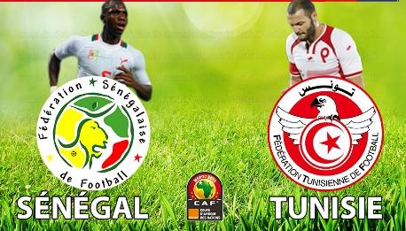 ملخص واهداف مبارة تونس والسنغال في بطولة الأمم الإفريقية
