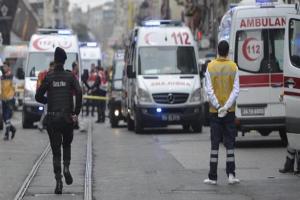 أجهزة الأمن التركية تحدد جنسية منفذ هجوم إسطنبول