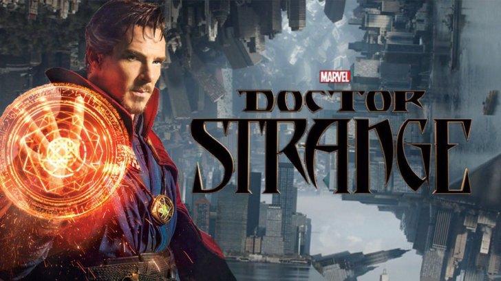 5 Doctor Strange