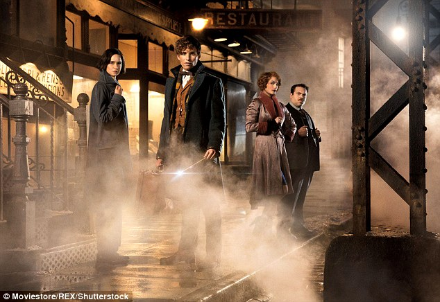 6 Fantastic Beasts and Where to Find Them