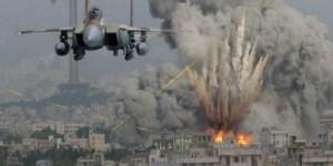 اسرائيل تقصف مواقع فلسطينية