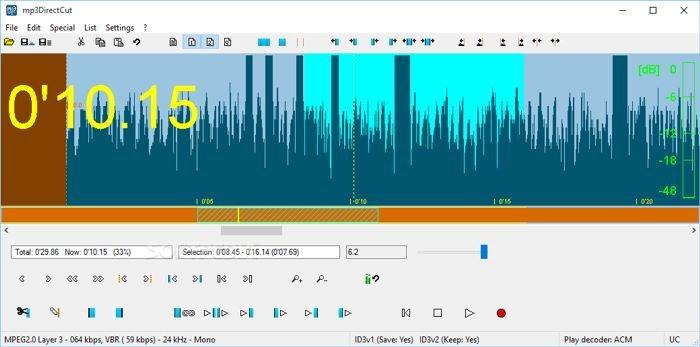 تحميل برنامج تقطيع الملفات الصوتية