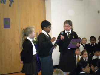 Junior Advent Assembly 2015[1]