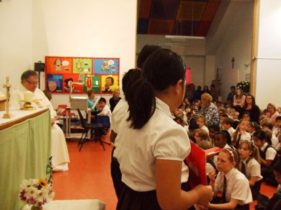 St Francis Day 2015[1]