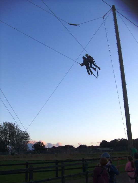 Year 6 Residential Trip 2015[7]