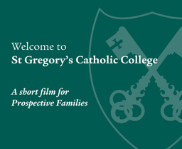 Watch St Gregory's Catholic College Short Film