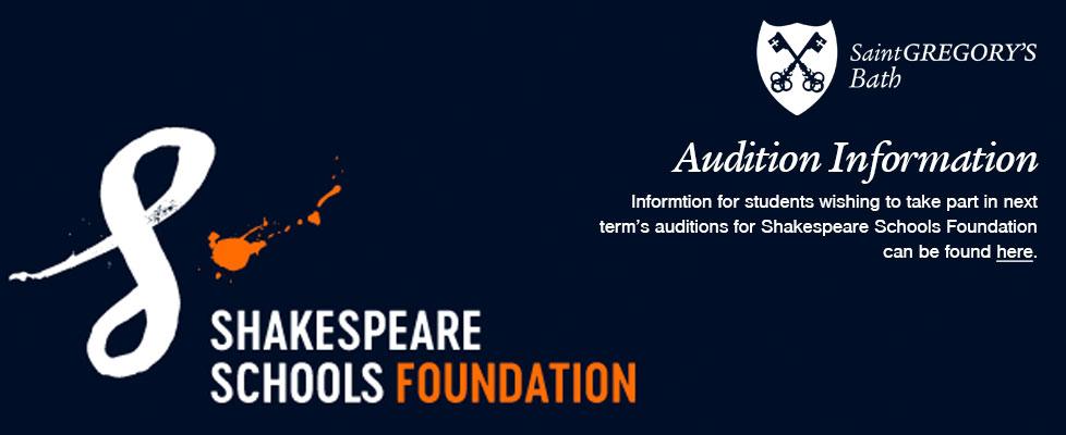 Shakespeare-Schools-Foundation