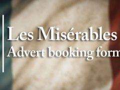 Les-Mis-advert-booking-form