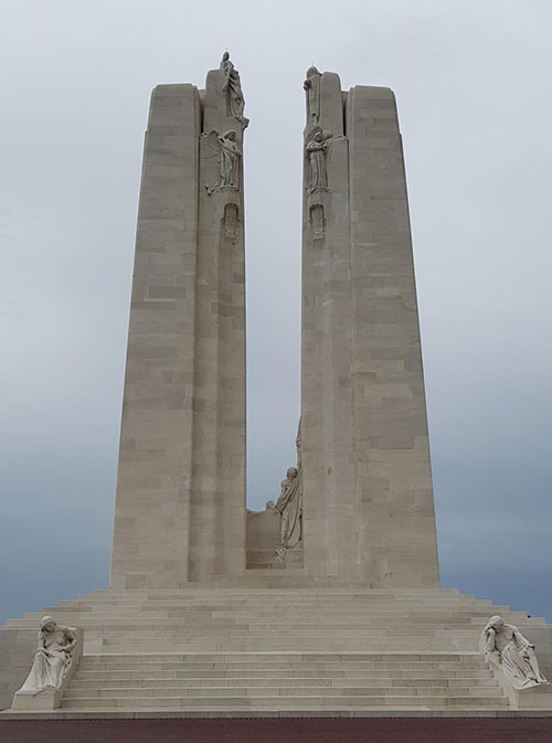 Vimy Ridge Canadian Memorial