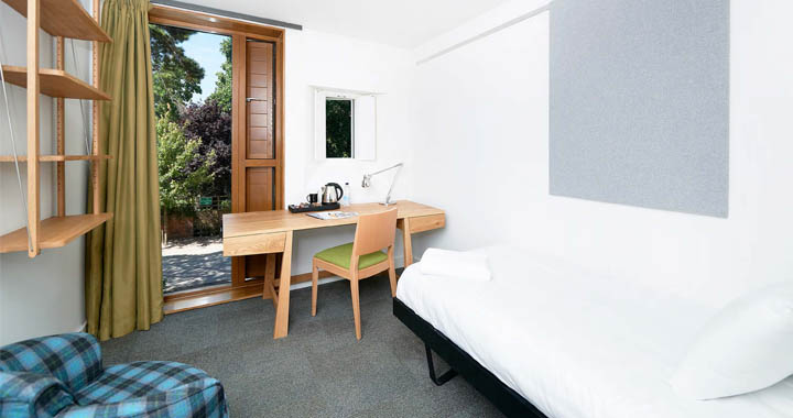 Graduate Accommodation  St Hughs College Oxford
