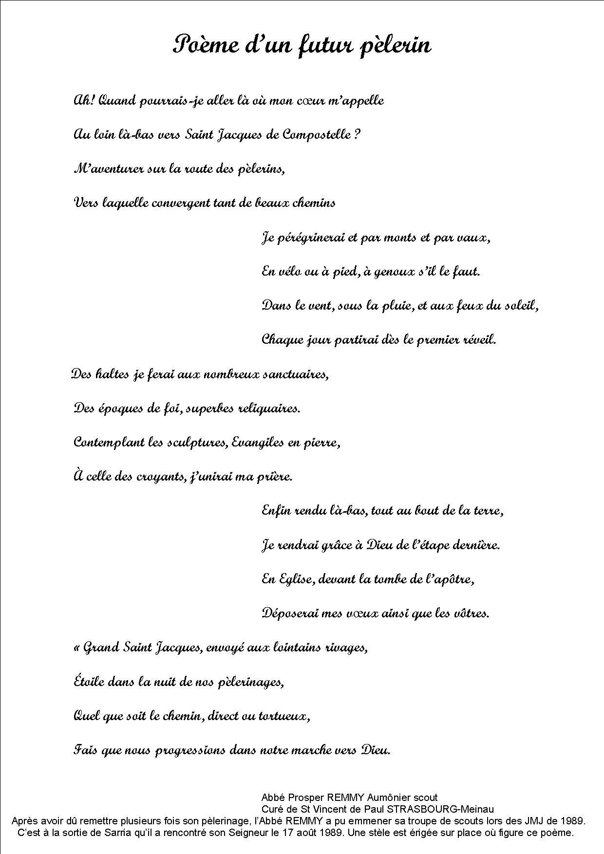 L'exposition Itinérante Les Amis De Saint Jacques De
