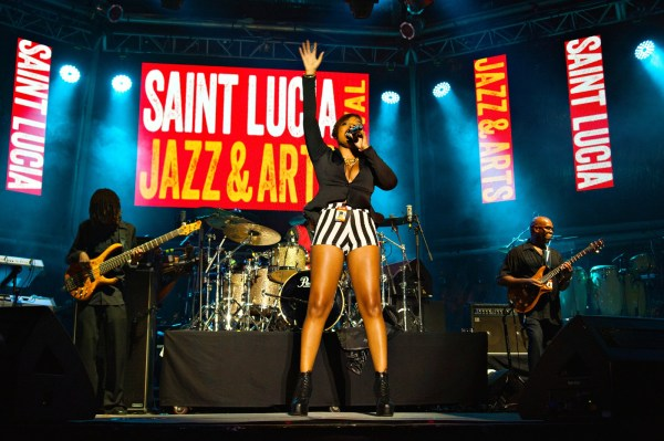 Saint Lucia Jazz Arts festival