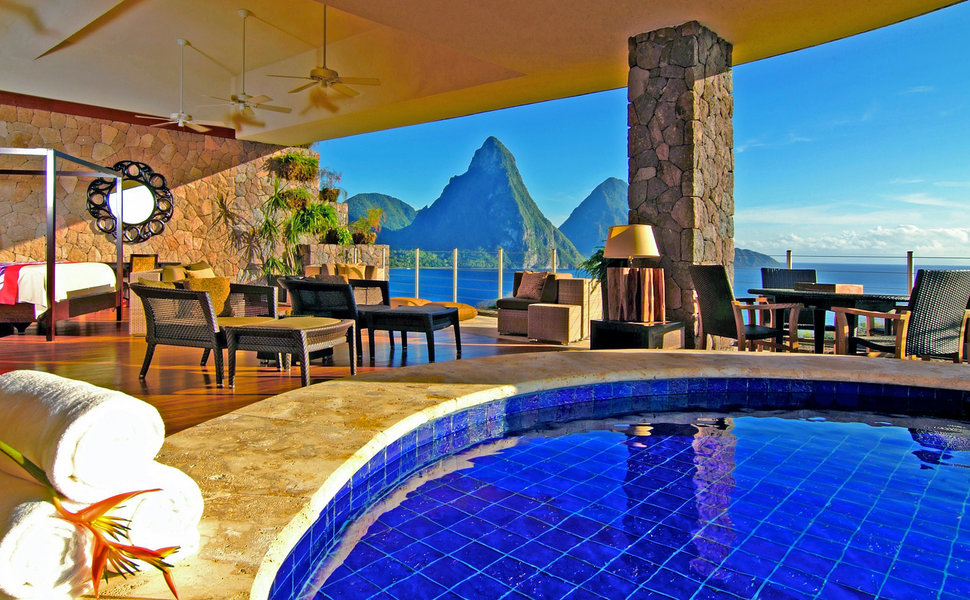 4 Reasons Why Jade Mountain Is One Of The Best All Inclusive Resort in St Lucia