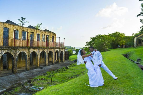 St.Lucia weddings